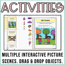 Load image into Gallery viewer, Pronouns Digital Interactive Notebook