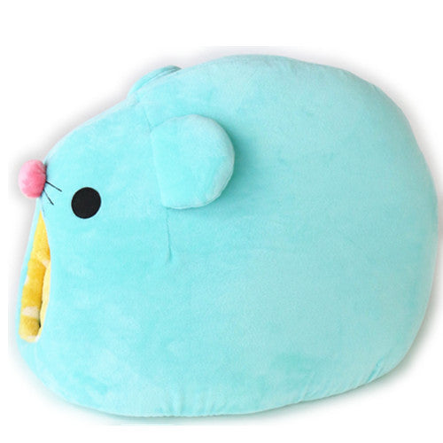 Blue Mouse Cat Bed - Hannari  - 2