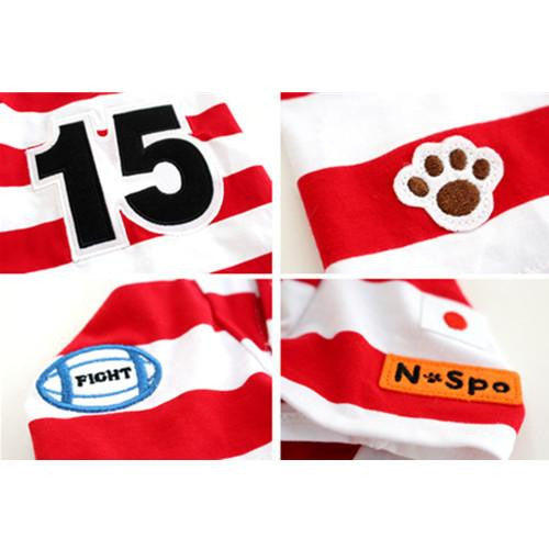 ''8'' and ''15'' Rugby Polo Shirts - Hannari  - 6