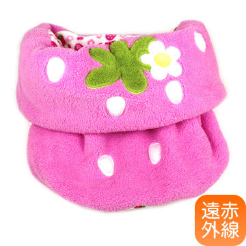 Pink Strawberry Sleeping Bag - Hannari  - 2
