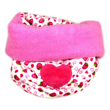 Pink Strawberry Sleeping Bag - Hannari  - 3