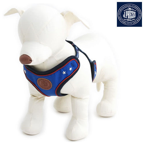 J Press Harness and Leash Set - Hannari  - 3