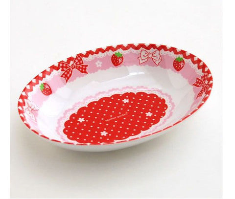 Cutie Strawberry Dish - Hannari  - 1