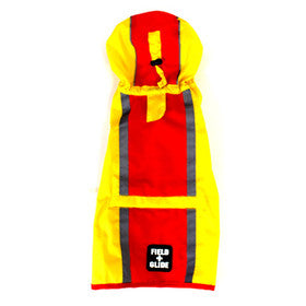 Red and Yellow Raincoat - Hannari  - 1