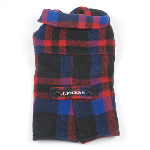 J Press Checkered Coat - Hannari  - 1