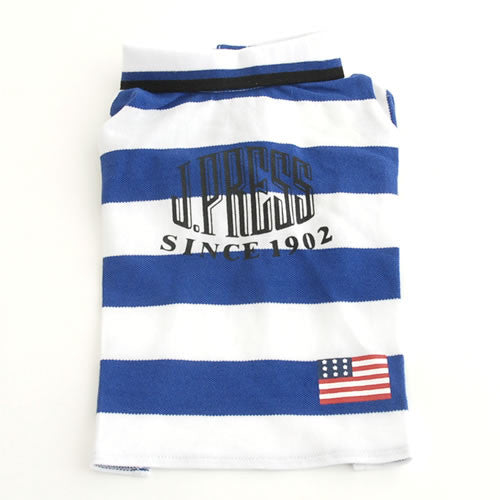 Red Stripes J Press Shirt - Hannari  - 7