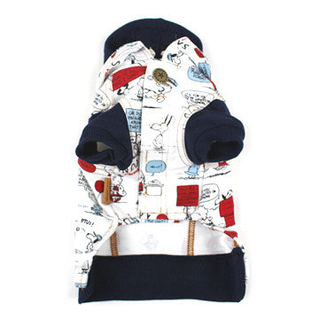 Snoopy and Friends Comic Sweater - Hannari  - 2