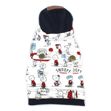 Snoopy and Friends Comic Sweater - Hannari  - 1