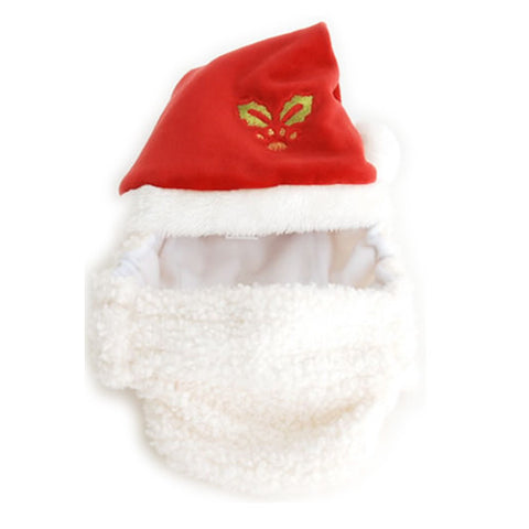 Santa Hat and Beard - Hannari  - 1