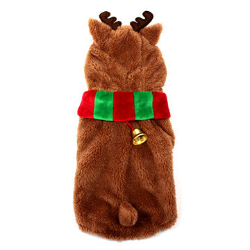 Reindeer Outfit with Scarf - Hannari  - 1