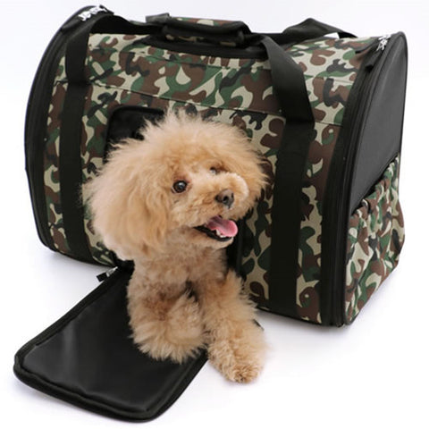 Camo Backpack Carrier - Hannari  - 1