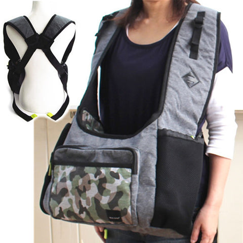 Grey Carry Bag - Hannari  - 1