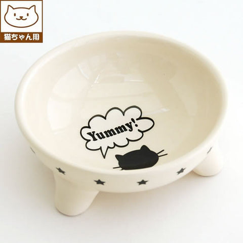 White Cat Bowl - Hannari  - 1