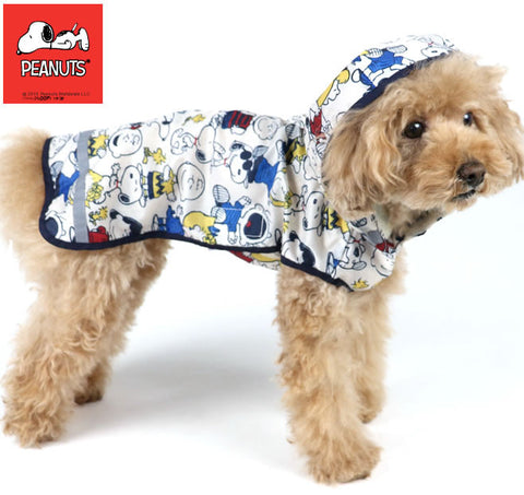 Peanuts Cartoon Raincoat
