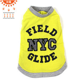 Yellow Field Glide NYC Shirt