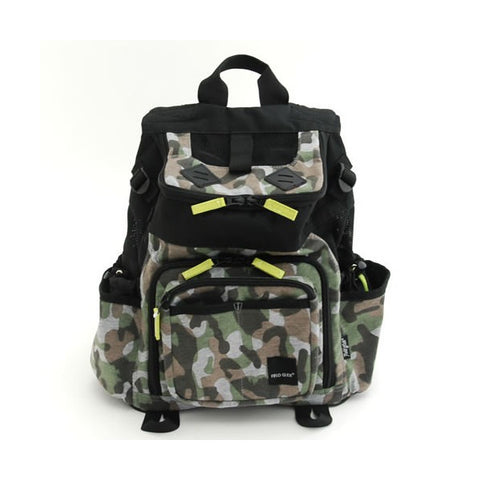 Camo Back Pack - Hannari  - 1