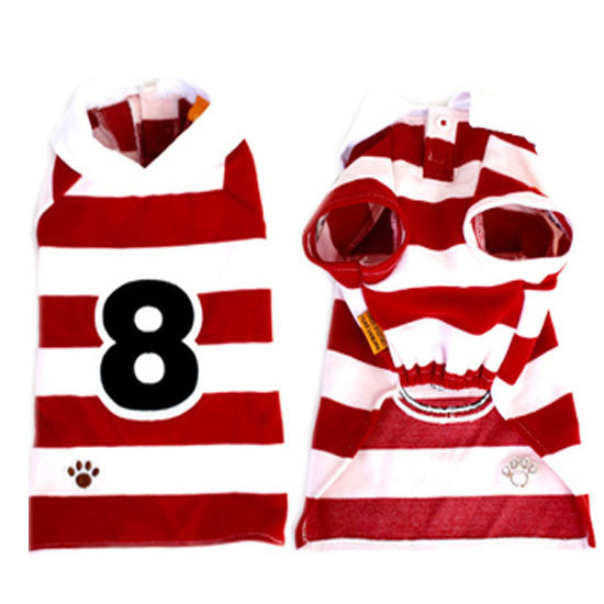 ''8'' and ''15'' Rugby Polo Shirts - Hannari  - 2