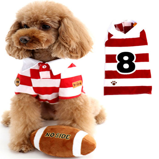 ''8'' and ''15'' Rugby Polo Shirts - Hannari  - 1