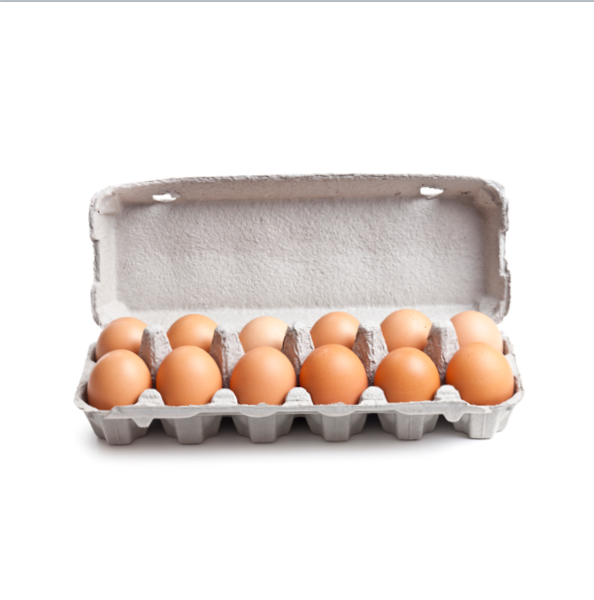 Farm Fresh Eggs 1 Dozen - From The Farmer.ca