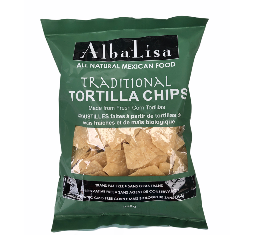 Alba Lisa Traditional Chips - From The Farmer.ca