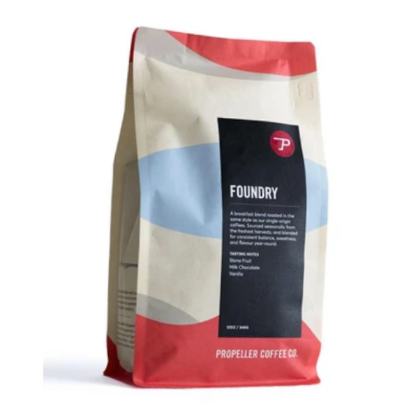 Coffee (Beans) Foundry - From The Farmer.ca