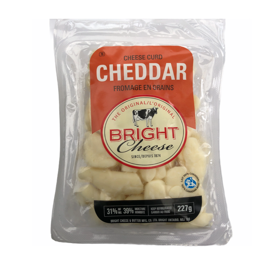 Cheese Curds White - From The Farmer.ca