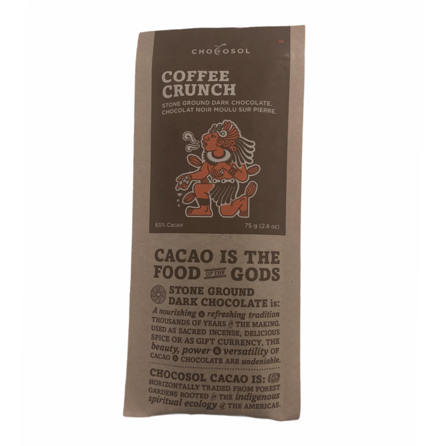 Chocolate Bar Coffee Crunch - From The Farmer.ca