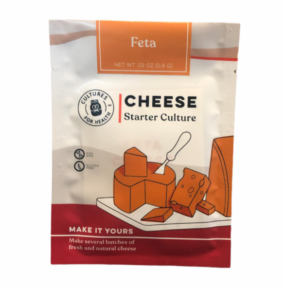 Feta Starter Culture - From The Farmer.ca