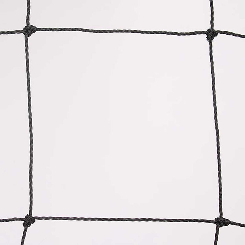 Knowle Nets - Plant Support Netting - 100mm heavy duty knotted square mesh- Studio
