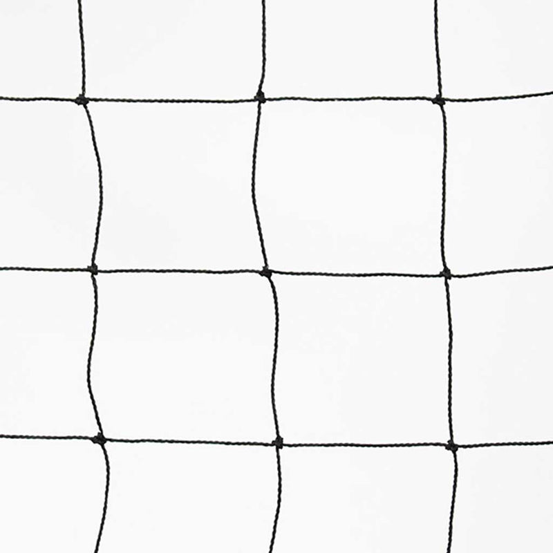 Knowle Nets -Plant Support Netting - 50mm Knotted Square Mesh-Studio shot