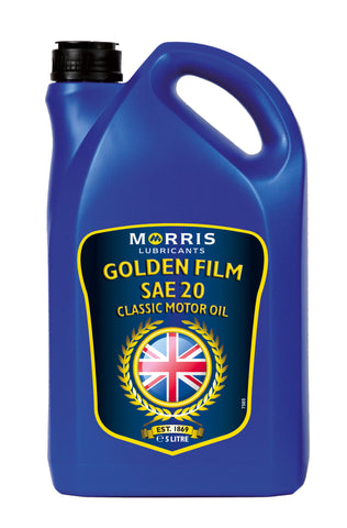Golden Film SAE 20 Classic Motor Oil