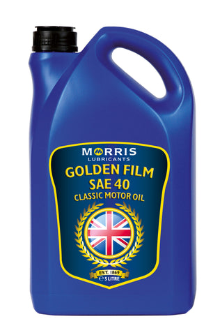 Golden Film SAE 40 Classic Motor Oil