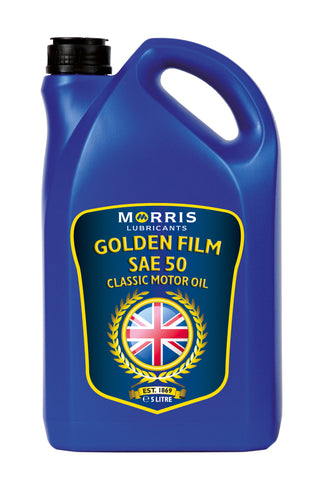 Golden Film SAE 50 Classic Motor Oil