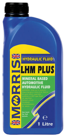 LHM Plus Suspension Fluid