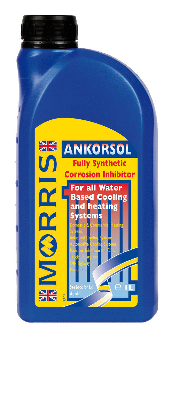 Ankorsol Anti Corrosion Fluid (Clear)