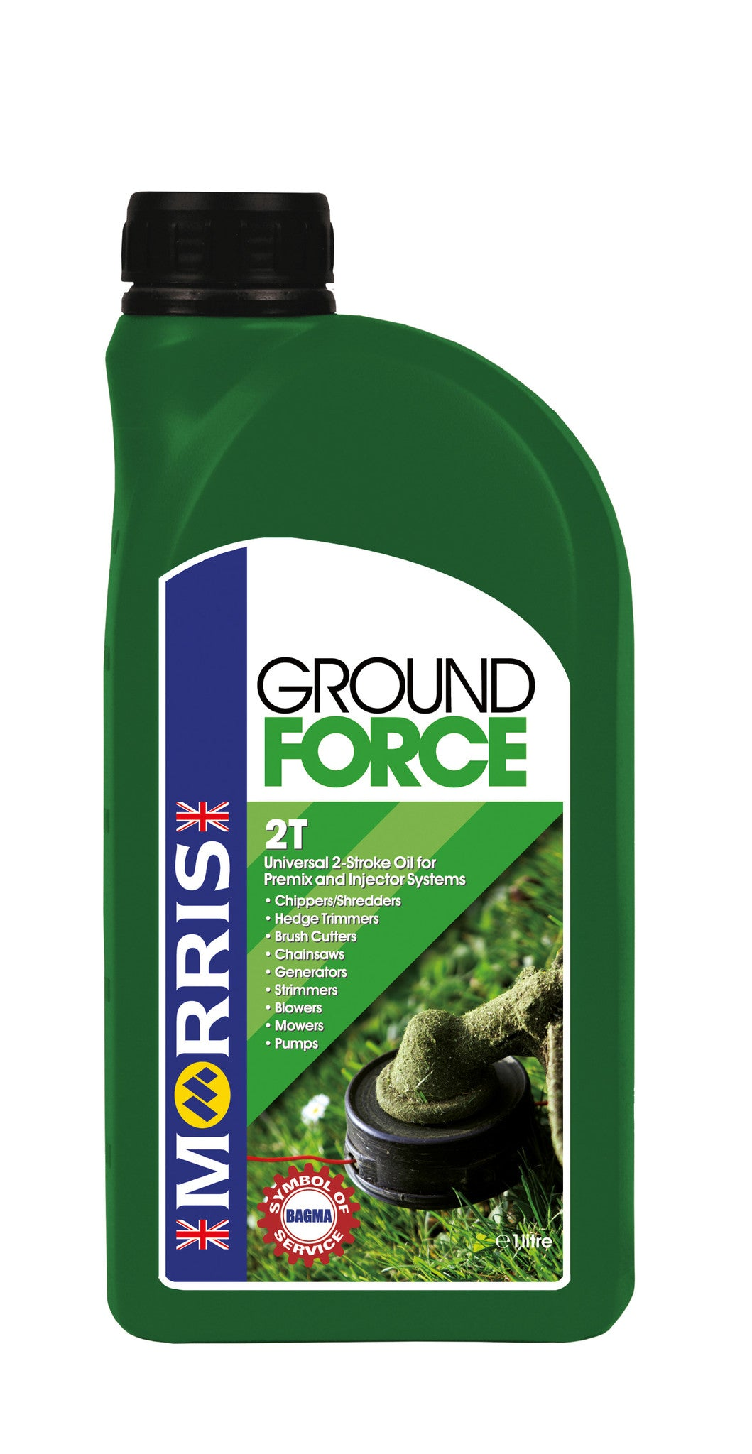 Ground Force 2T Universal 2-Stroke Oil