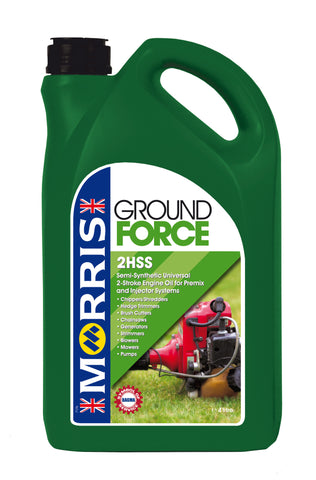 Ground Force 2HSS Universal 2 Stroke Oil