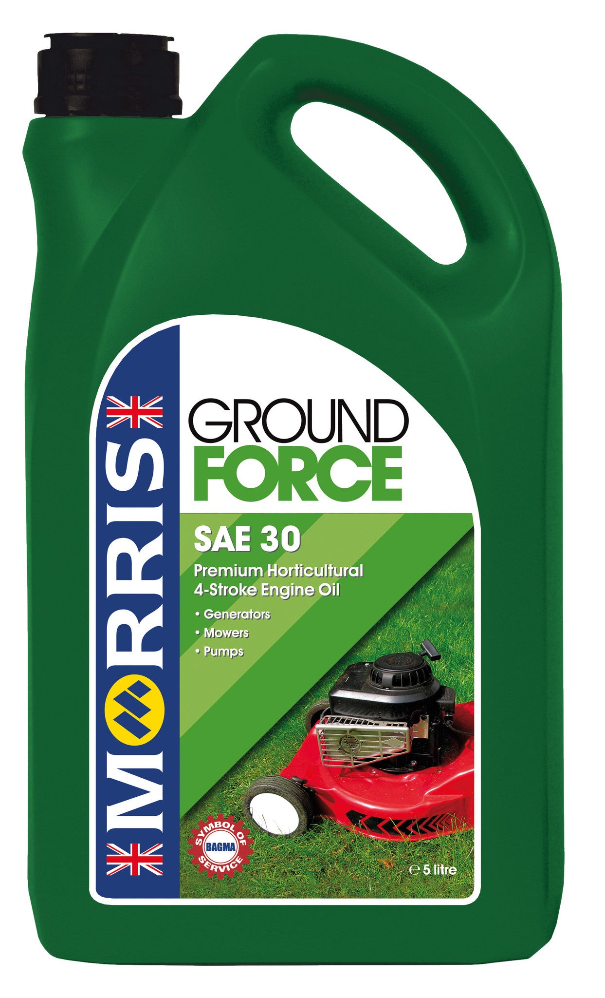 Ground Force SAE30 Premium Engine Oil