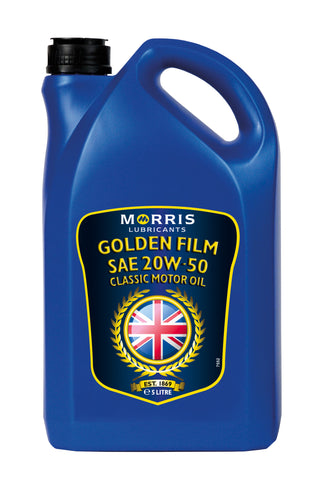 Golden Film 20W/50 Classic Motor Oil