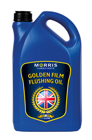Golden Film Flushing Oil