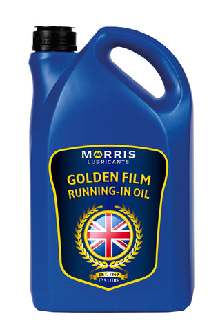 Golden Film Running-In Oil