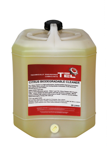 TEL Citrus Biodegradable Cleaner