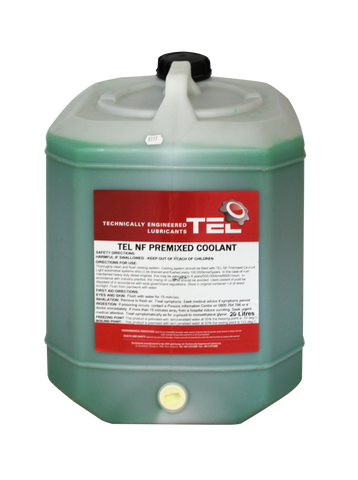 TEL AC-9 NF Premix Coolant - CURRENT WINTER SPECIAL - NO FURTHER DISCOUNTS APPLY