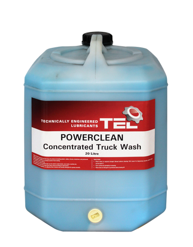 TEL Powerclean AC 40 Truck Wash