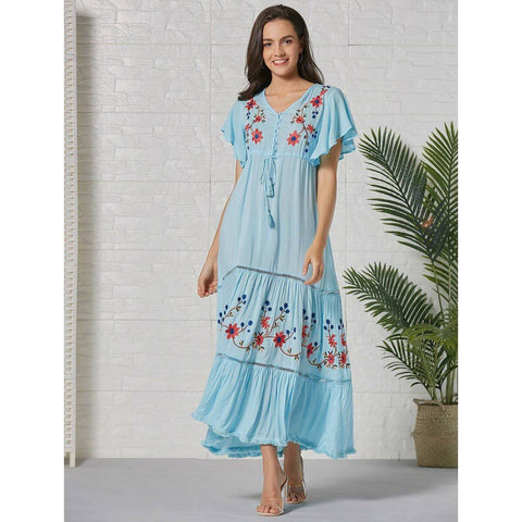 Robe it Hippie Bleu Clair