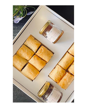 Bloom - Baklava & Honey Box
