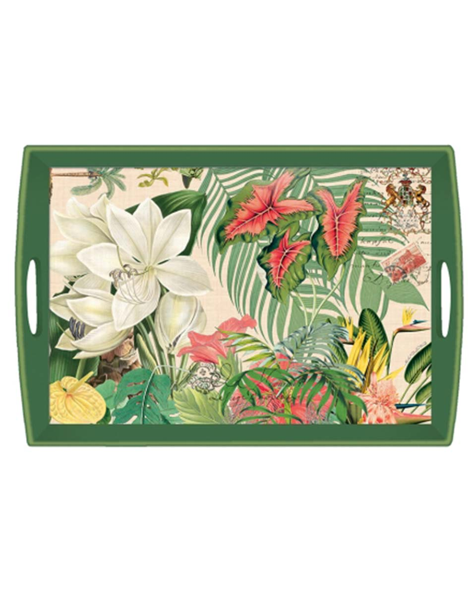 Decoupage Wooden Tray 2