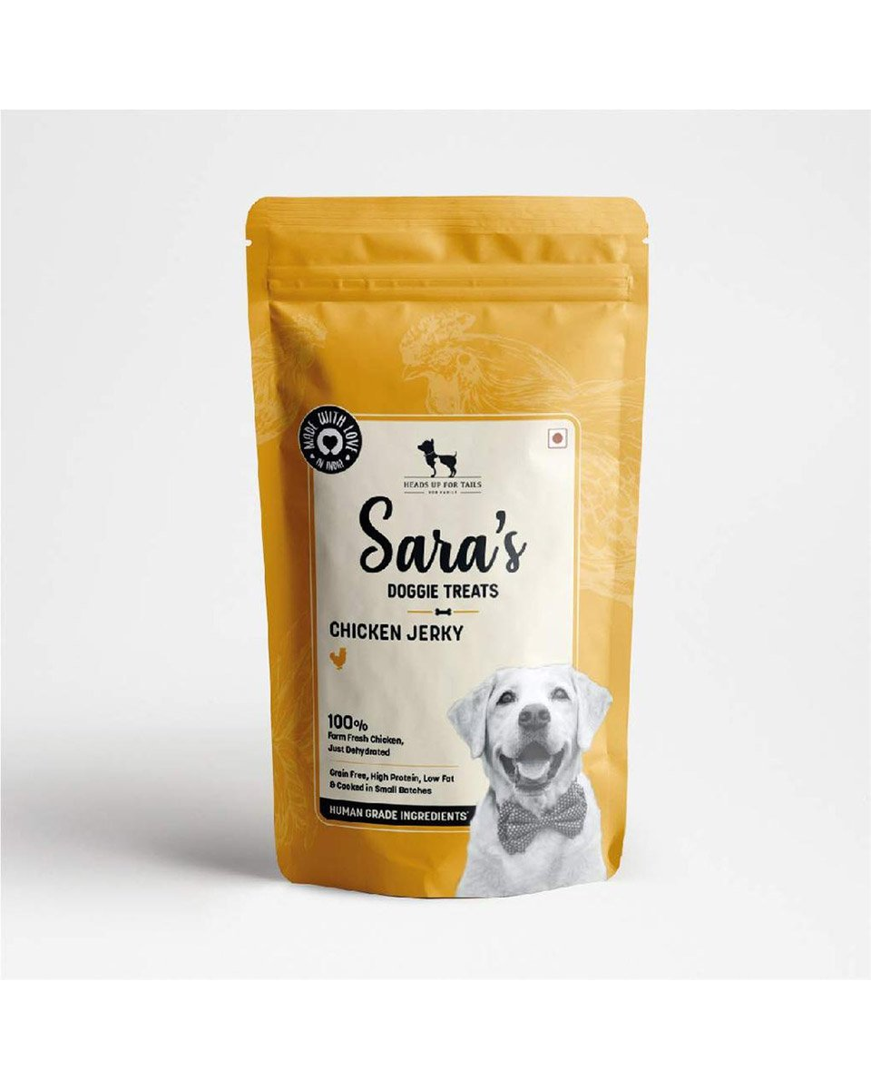 Sara's Doggie Treats - Pack of 2