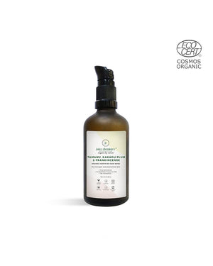 Tamanu, Kakadu Plum & Frankincense Organic Face Wash -For Damaged & Pigmented Skin