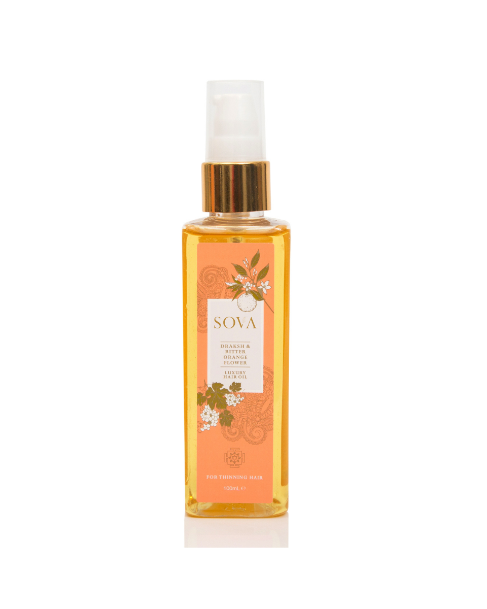 Draksh & Bitter Orange Flower Luxury Hair Oil